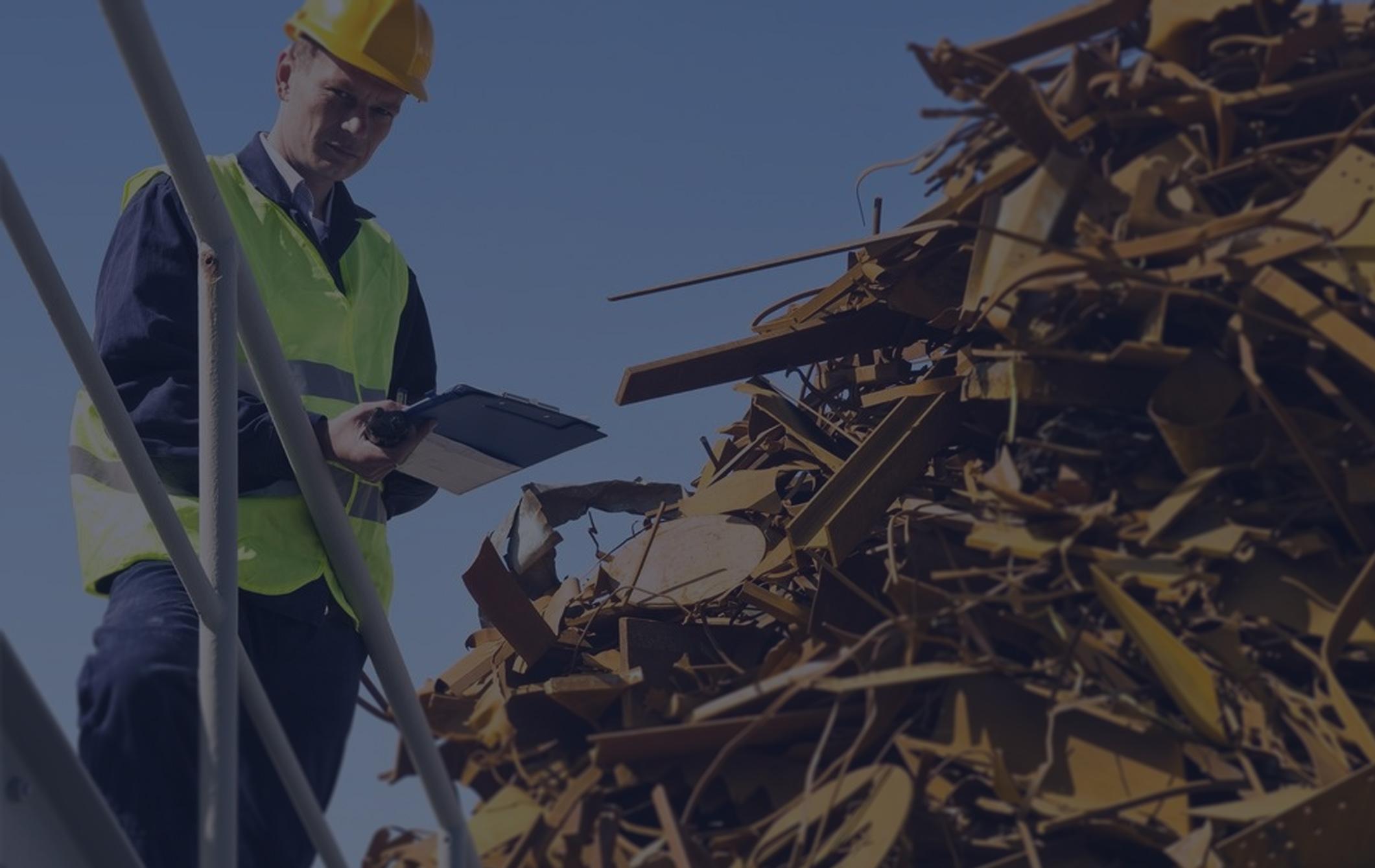 Контролер лома и отходов металла