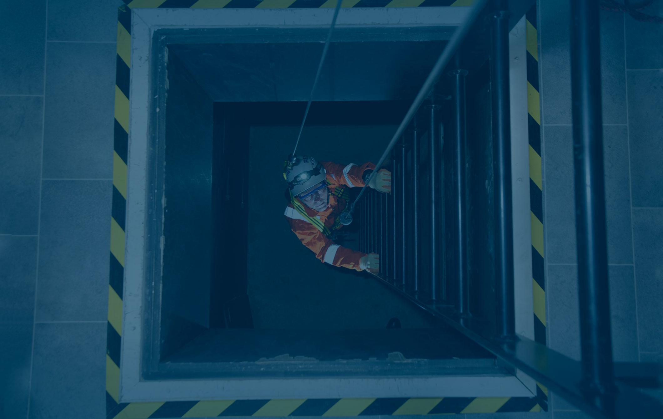 Безопасные методы и приемы выполнения работ в ограниченных и замкнутых пространствах (ОЗП)